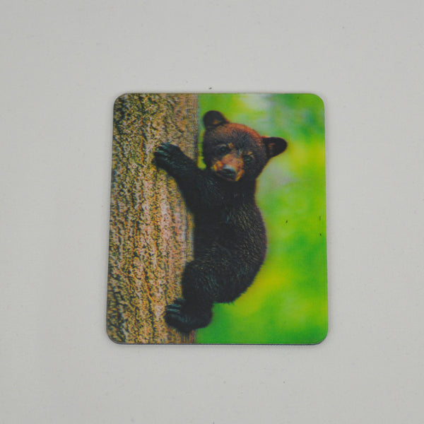 Black Bear 3D Magnet
