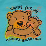 Brown Bear Hug Toddler T-Shirt
