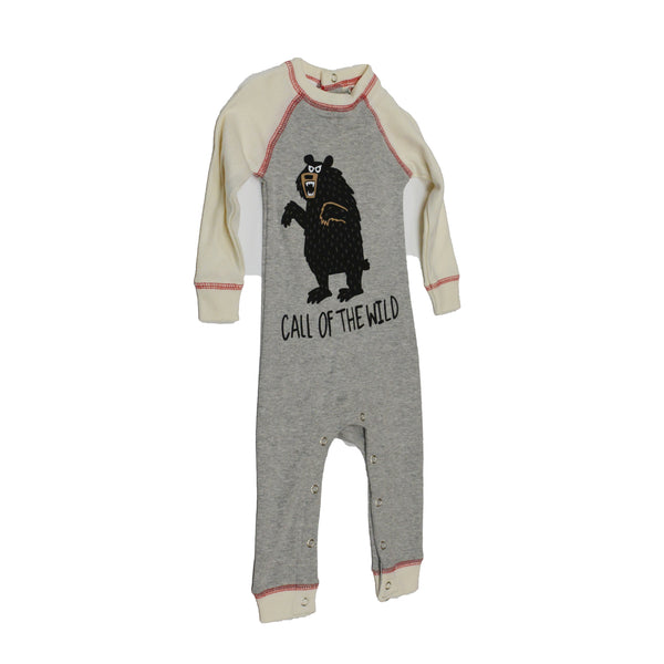 Call Of The Wild Infant Union Suit