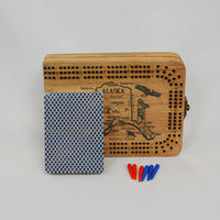 Alaska Cribbage Set