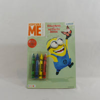Despicable Me Coloring & Activity Book