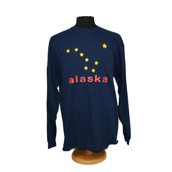 Alaska Dipper Adult Long Sleeve T-Shirt