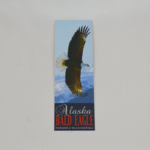 Bald Eagle Bookmark