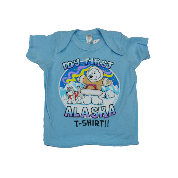 1st Alaskan Infant T-shirt