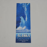 Alaskan Glaciers Bookmark