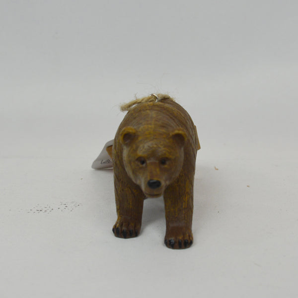 Grizzly Ornament
