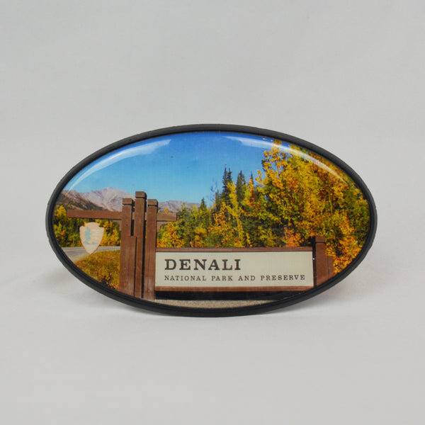 Denali Trailer Hitch Cover