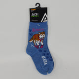 Kiska and Kobuk Toddler Sock