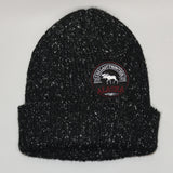 Knit Hat Last Frontier Moose Patch