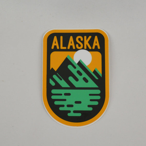 Mountain Crest Sticker