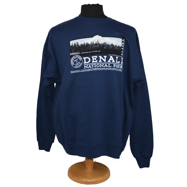 Denali Photo Sweatshirt