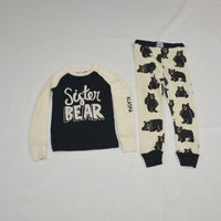 Sister Bear Kid PJ Set