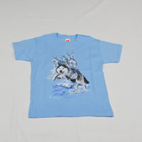 Sled Dogs Kid T-Shirt