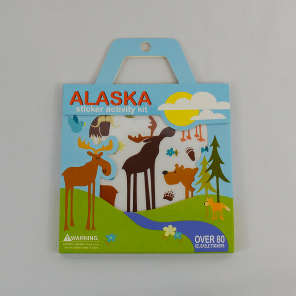 Alaska Sticker Activity Kit