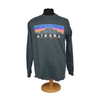 Sunset Lines Adult Long Sleeve T-Shirt