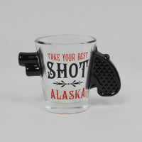 Take Your Best Shot Glass