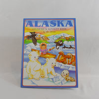 Alaska Coloring & Activity Book - Yuko Green