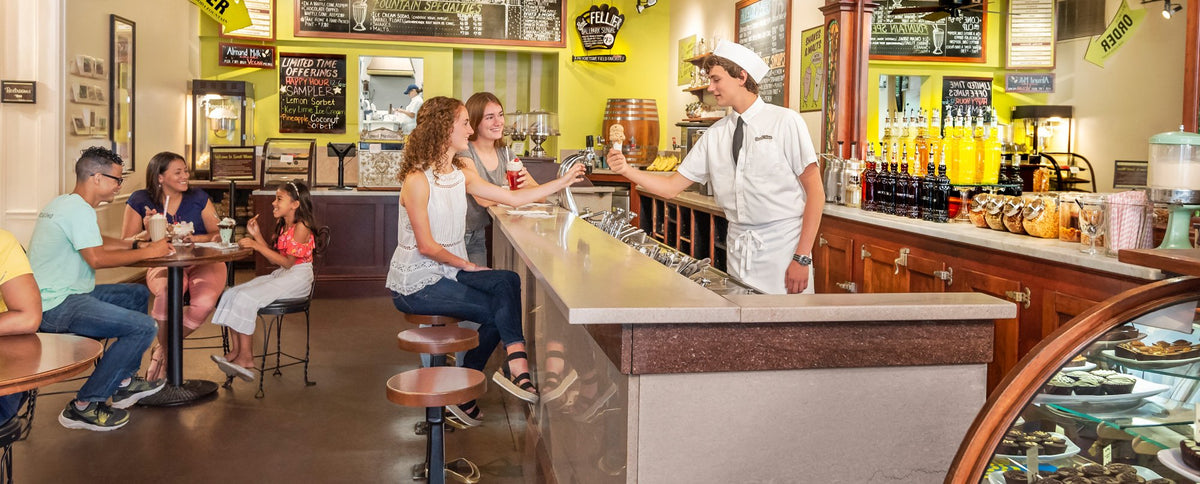 Cleveland Soda Fountain and Dessert Shop | Order Sweets Online