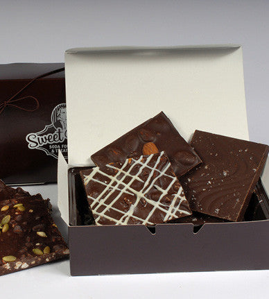 Dark Chocolate Bark Assortment<br/>(Pick Up Only)