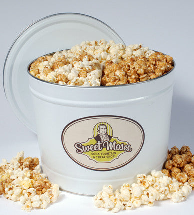 Trio - Caramel Corn, Cheese Corn & <br/>Melting Pot Mix <br/>(Pick Up Only)