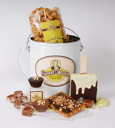 Classic Favorites Gift Tin<br/>One Gallon