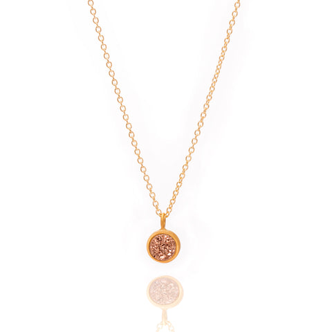 Druzy Pop Necklace