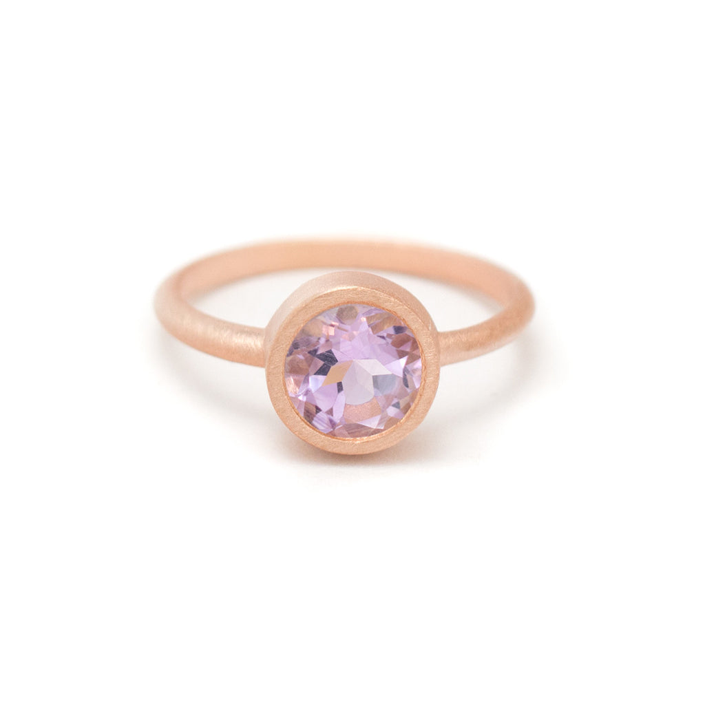 Gemstone Pop Ring