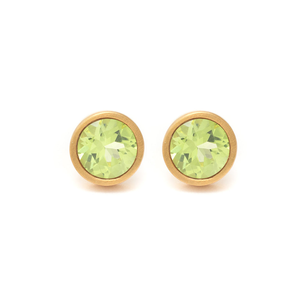 Gemstone POP Stud Earrings