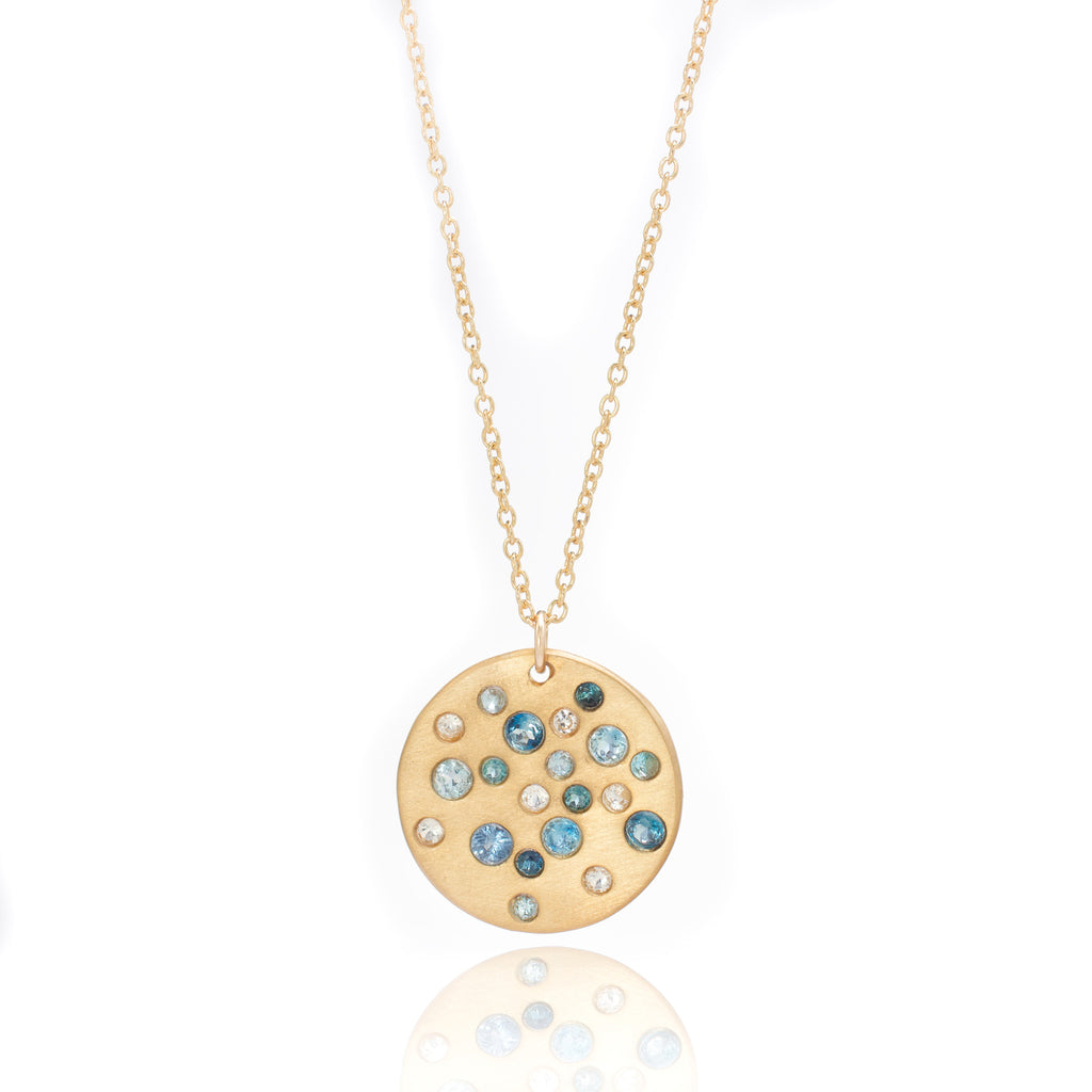 Water Constellation Necklace