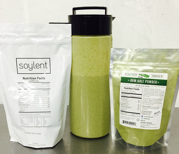 Soylent Green - The Authentic Recipe – The Kale Factory