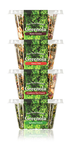 Greenola Variety 3oz