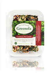 Greenola - Cranberry Nut Crunch 5oz
