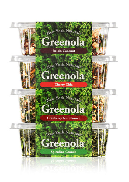Greenola Variety 5oz