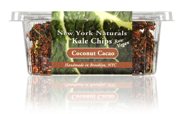 Kale Chips 3oz Coconut Cacao