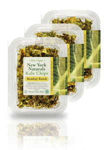 Kale Chips 3oz Bombay Ranch
