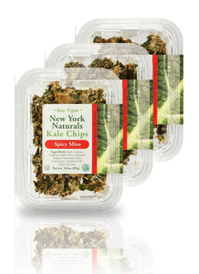 Kale Chips 3oz Spicy Miso