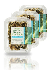 Kale Chips 3oz Sea Salt & Vinegar