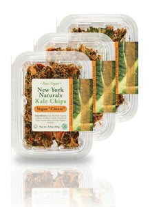 Kale Chips 3oz Vegan Cheese