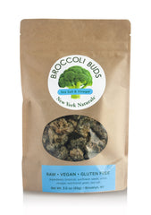 Broccoli Buds - Sea Salt & Vinegar 3 oz