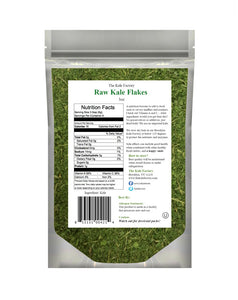 Raw Kale Flakes