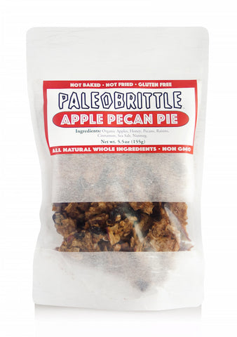 Paleo Brittle - Apple Pecan Pie