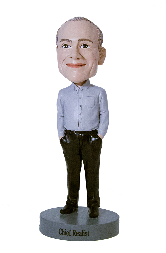 James Goebel Bobblehead
