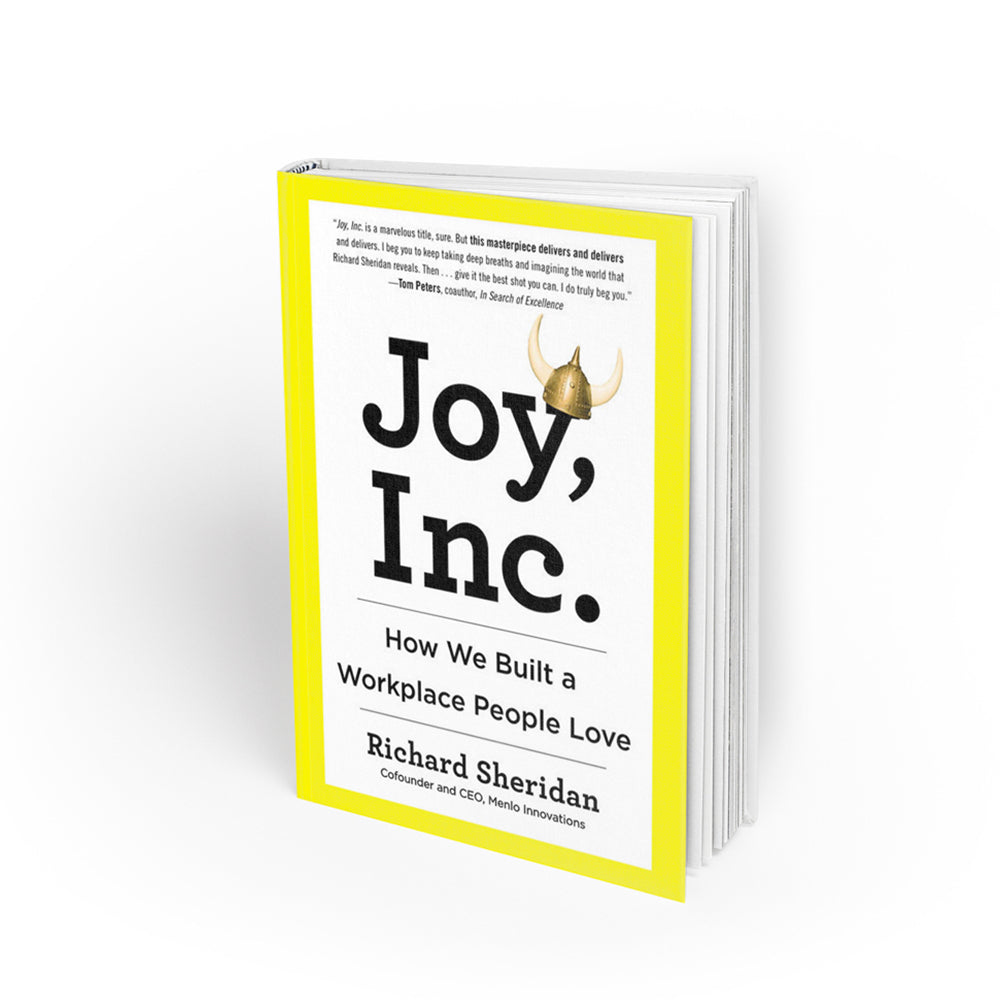 Joy, Inc. - Hardcover