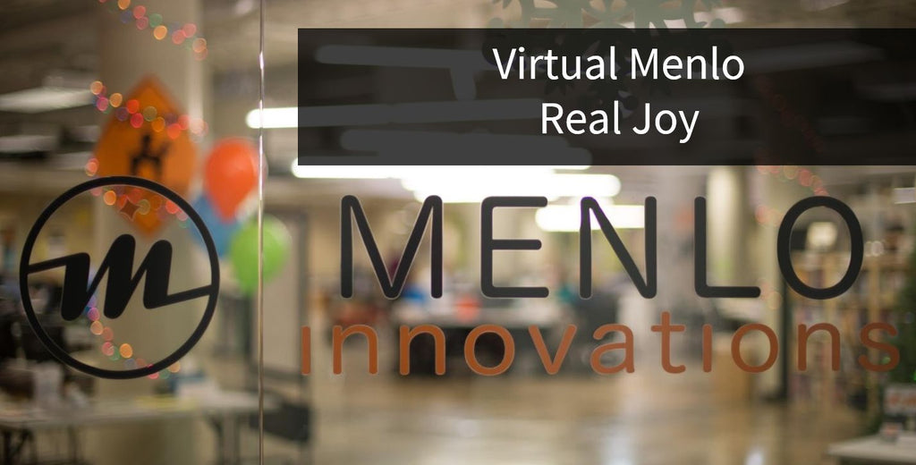 Private Tour of Menlo Innovations (Virtual)
