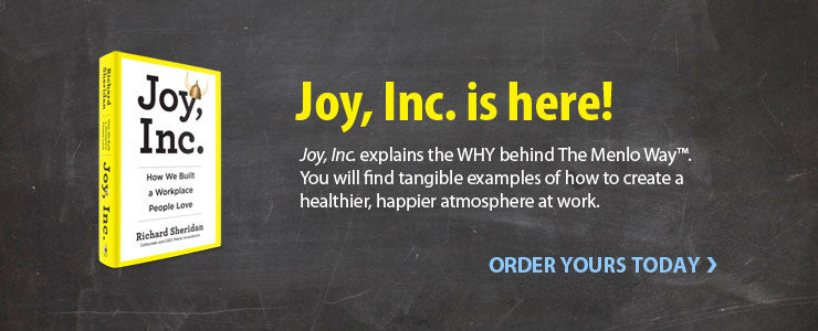 Joy Inc is here! Order yours today