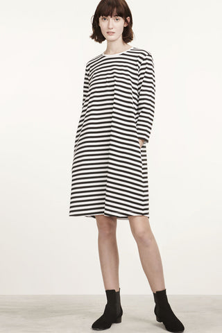 Marimekko Aretta Dress Black/White