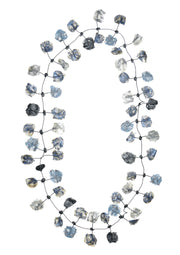 Annemieke Broenink Lace Necklace Jeans