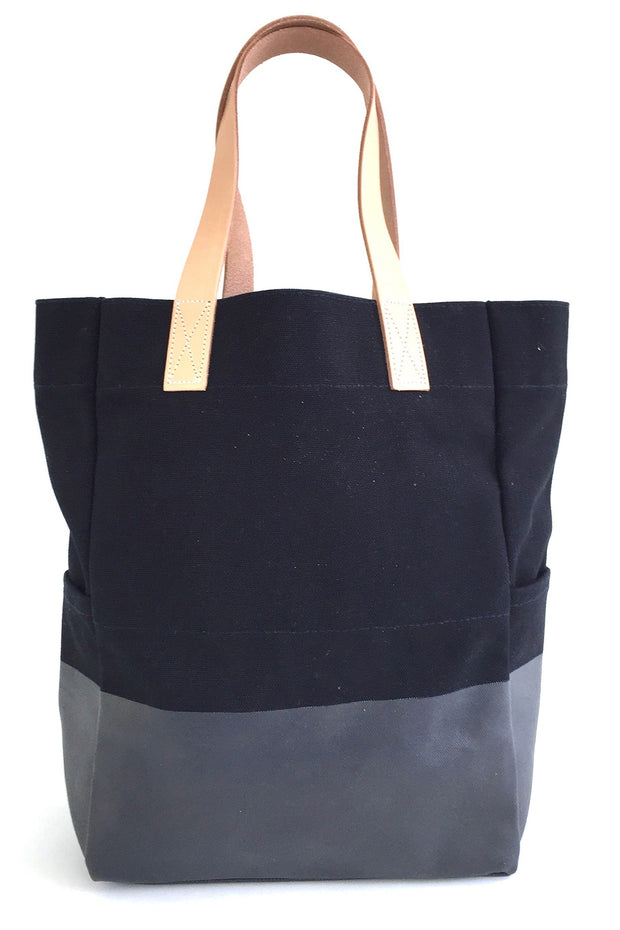 See Design City Tote Bag Black