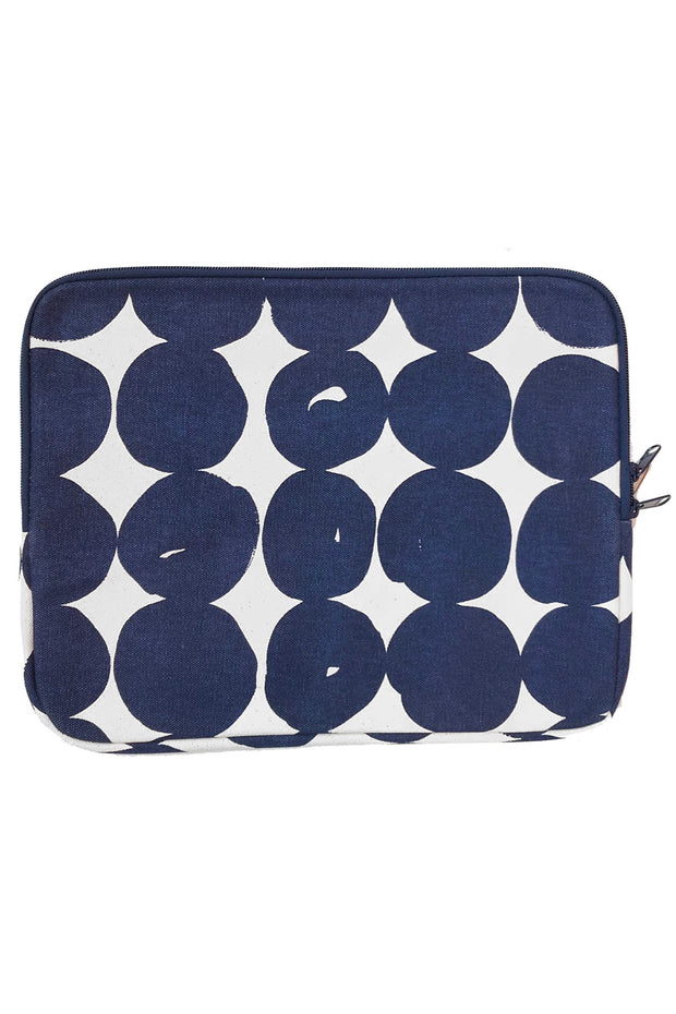 See Design Laptop Cover Buns Navy/White