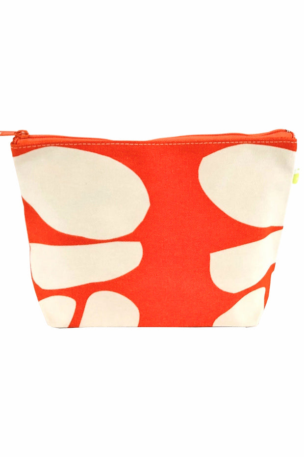 See Design Travel Pouch Large Totem Orange